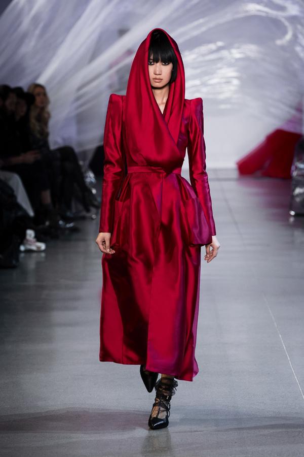 Phương My mang tinh thần Á Đông đến New York Fashion Week - 3