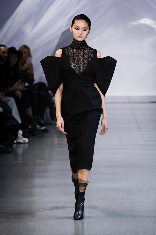 Phương My mang tinh thần Á Đông đến New York Fashion Week - 4