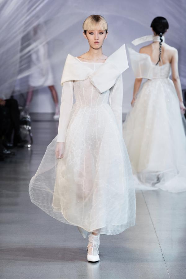 Phương My mang tinh thần Á Đông đến New York Fashion Week - 7