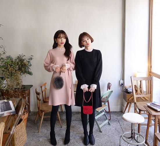 Các mẫu váy xinh xắn hợp xu hướng không chỉ giúp phái đẹp sành điệu hơn khi đi làm. Nó còn khiến họ trở nên ấn tượng và có những bức ảnh so deep.