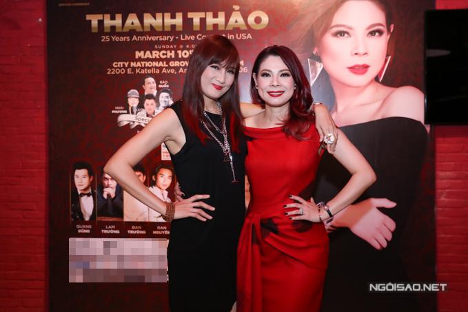 Hiền Mai sẽ bay sang Mỹ xem Thanh Thảo và dàn sao Việt biểu diễn trong đêm nhạc tối 10/3.