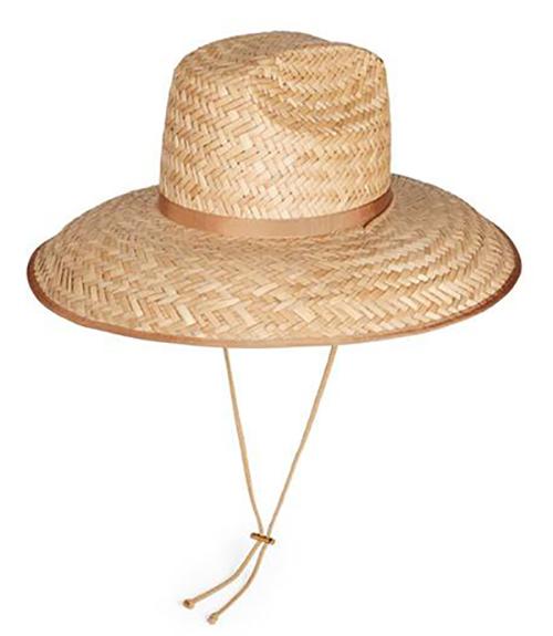 Chiếc mũ cói có giá 392 USD - khoảng 9 triệu đồng khiến dân tình bàn tán xôn xao bởi giá thành không hề rẻ dù rằng đây là kiểu mũ mùa hè có kiểu dáng vô cùng quen thuộc và chất liệu bình dân.