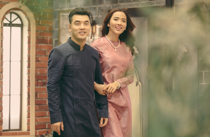 [Caption] Producer Nguyễn Thiện Khiêm   Photo: Son& Min  Makeup: Justin Vu  Costume: May