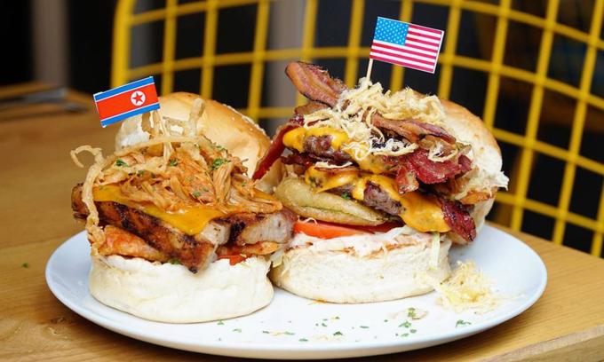 Đủ món đồ ăn thức uống nhân hội nghị Mỹ Triều - 4