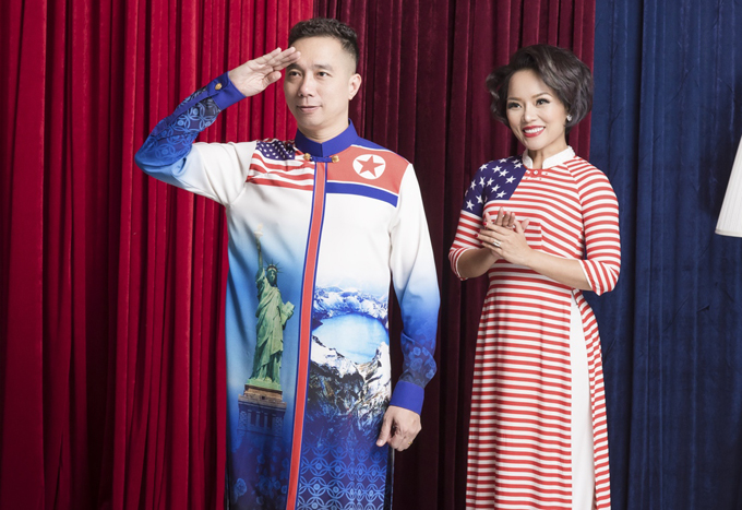 Thái Thùy Linh chia sẻ, cô cũng như nhiều người dân Việt Nam rất vui mừng khi Hội nghị thượng đỉnh Mỹ - Triều Tiên được tổ chức ở Hà Nội. Nữ ca sĩ rất quan tâm tới tình hình kinh tế, chính trị trong nước và thế giới.