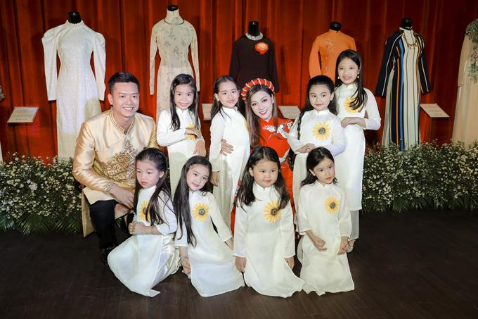 HHen Niê cảm thấy vinh hạnh làm đại sứ Lễ hội áo dài  - 8