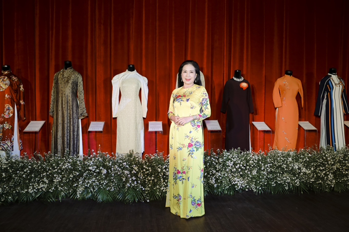 HHen Niê cảm thấy vinh hạnh làm đại sứ Lễ hội áo dài - 9