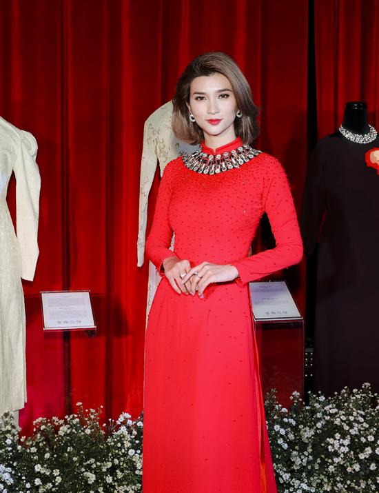 HHen Niê cảm thấy vinh hạnh làm đại sứ Lễ hội áo dài - 5