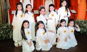 H'Hen Niê thấy vinh dự khi làm đại sứ Lễ hội áo dài