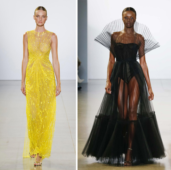 Nhà thiết kế Công Trí cho biết, sau khi theo dõi show diễn của anh tại New York Fashion Week, Kate Bosworthlập tức liên lạc với êkípcủa nah để chọn nó mặc cho sự kiện Oscar.