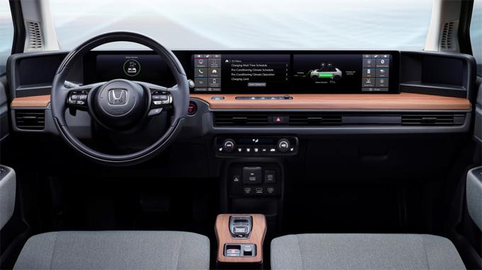 Ôtô điện Honda e Prototype sắp ra mắt - 1