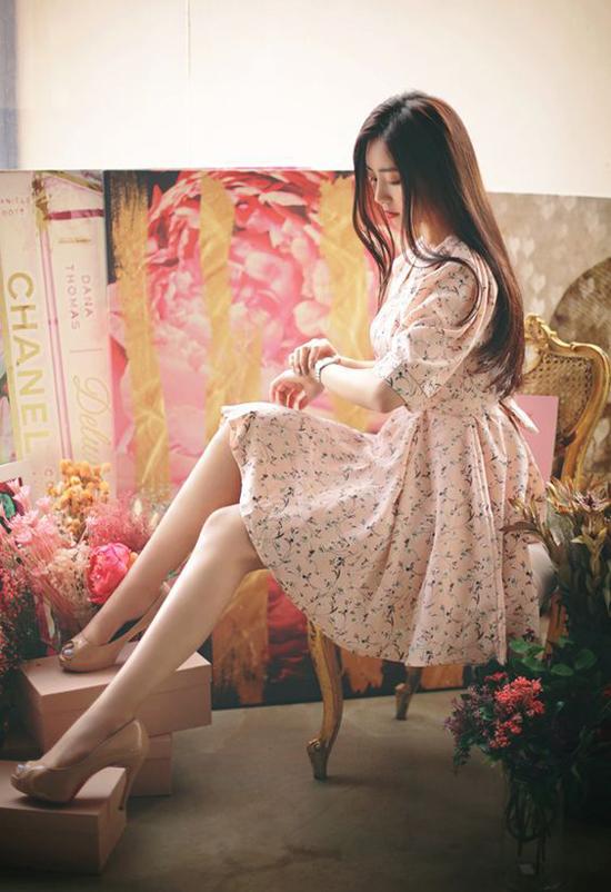 Đầm xòe, váy tay bồng hay váy đính nơ là các kiểu trang phục dành riêng cho các tín đồ của dòng thời trang vintage.