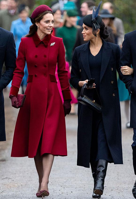 Kate sẽ chủ trì tiệc mừng em bé cho Meghan ở Anh