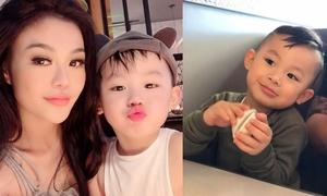 Hoa hậu Julia Hồ: 'Phụ nữ không có tiền đừng sinh con'
