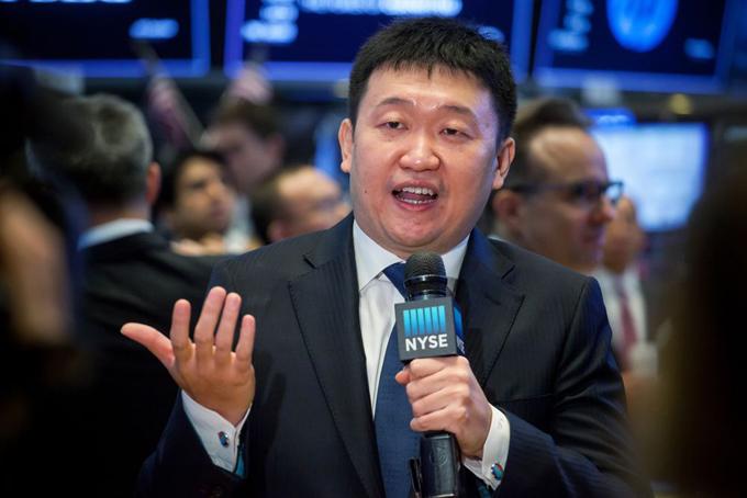 Tỷ phú Forrest Li - Nhà sáng lập kiêm CEO của tập đoàn công nghệ Sea. Ảnh: Bloomberg.