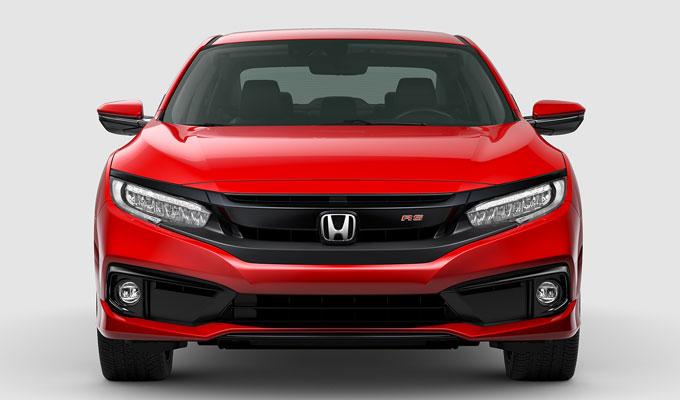 Honda Civic 2019 phiên bản RS.