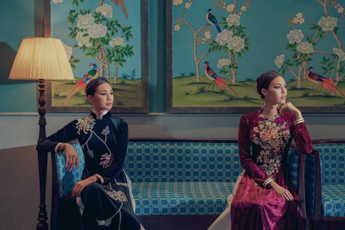 Quan niệm xưa, chiếc áo dài là rèn cho phụ nữ Việt cốt cách và lòng tự tôn. Bởi lẽ, khi mặc áo dài nhất định người phụ nữ phải tự rèn chính mình để có cái eo nhỏ, chiếc cổ vươn dài và lưng thật thẳng...Những hình ảnh đó còn lưu giữ trong các bức ảnh về phụ nữ xưa, đi vào trong cả thơ ca và hội họa. Từ hoài niệm đẹp đó mà Võ Việt Chung đã thiết kế nên bộ sưu tậpmang tên Nam Kỳ lục tỉnh.