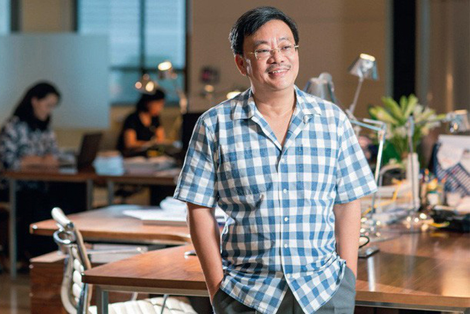 Chủ tịch Masan Nguyễn Đăng Quang. Ảnh: Forbes.