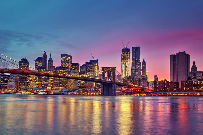 New York: 3378 người. Là thành phố