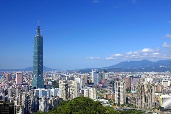 Đài Bắc: 1519 người.