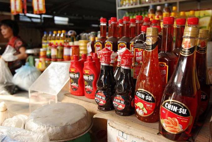 Masan nổi tiếng với các dòng sản phẩm tiêu dùng như nước mắm, nước tương, mì gói. Ảnh: Vietnam Insider.