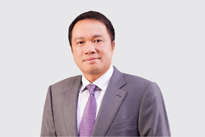 Ông Hồ Hùng Anh, Chủ tịch ngân hàng Techcombank. Ảnh: Techcombank.