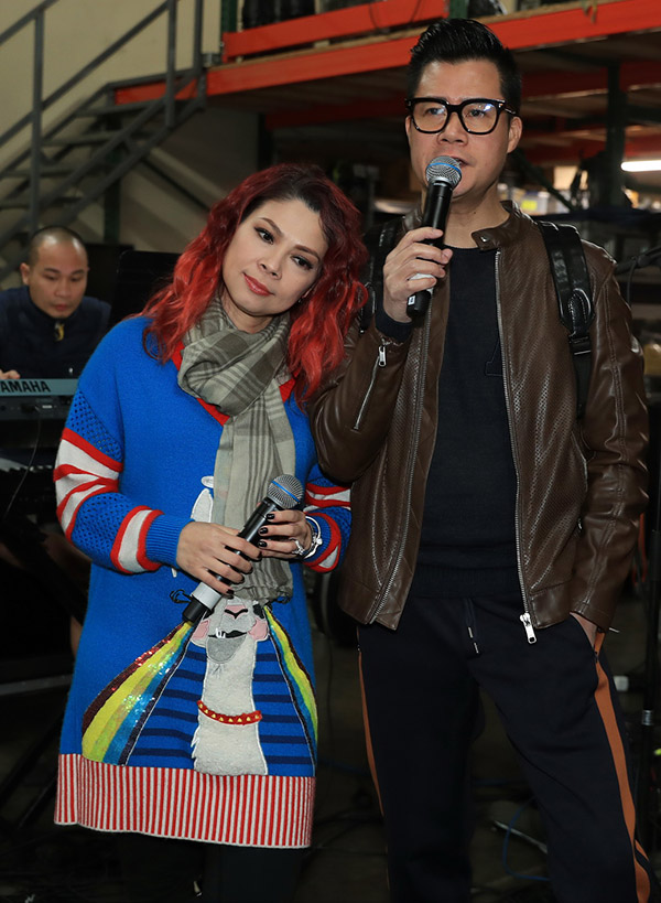 Trong liveshow, Quang Dũng và Thanh Thảo sẽ song ca những ca khúc đã làm nên tên tuổi của họ.