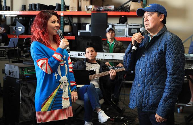Nghệ sĩ hài Bảo Quốc sẽ đóng vai trò người dẫn truyện của đêm nhạc. Chương trình tái hiện cuộc đời và sự nghiệp của Thanh Thảo trong 25 năm ca hát.