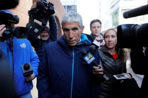 Ông Single bị bắt tại Boston vào chiều thứ ba.