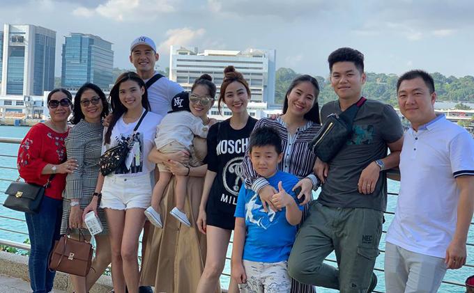Năm 2019 Lê Phương sẽ tạm gác lại các dự án nghệ thuật để tập trung dưỡng thai và chuẩn bị cho lần thứ hai làm mẹ.