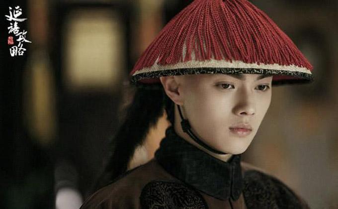 Hứa Khải được yêu thích nhờ vai Phó Hằng trong Diên Hy công lược