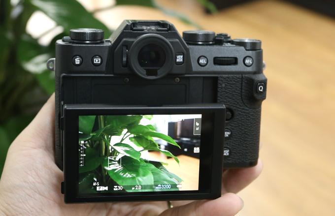 Fujifilm X-T30: Máy ảnh chụp gia đình đáng giá - 1