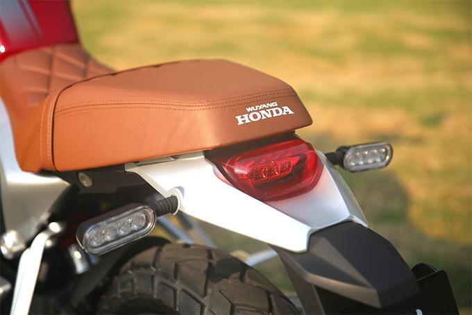 Xe thiết kế hoài cổ giá rẻ Honda CB190SS - 6