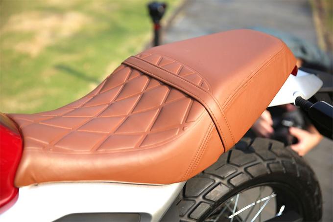 Xe thiết kế hoài cổ giá rẻ Honda CB190SS - 11
