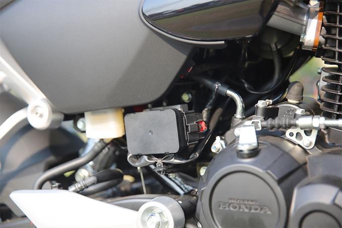 Xe thiết kế hoài cổ giá rẻ Honda CB190SS - 8