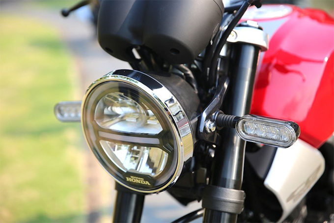 Xe thiết kế hoài cổ giá rẻ Honda CB190SS - 2