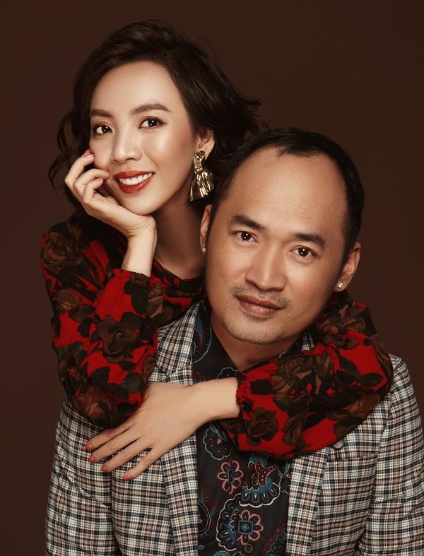 Thu Trang và Tiến Luật kết hôn được hơn 8 năm.