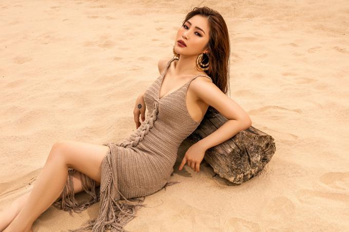 Sau thành công của liveshow, nữ ca sĩ đang tận hưởng kỳ nghỉ dài và ấp ủ những dự án âm nhạc mới.
