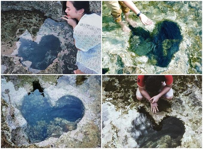 Thử thách tìm hố nước hình trái tim ở hang Rái - Ninh Thuận - 1