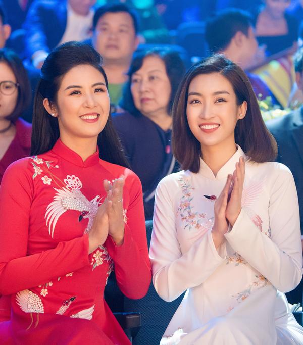 Ngọc Hân, Mỹ Linh chúc mừng HHen trở thành Gương mặt tiêu biểu năm 2018 - 9