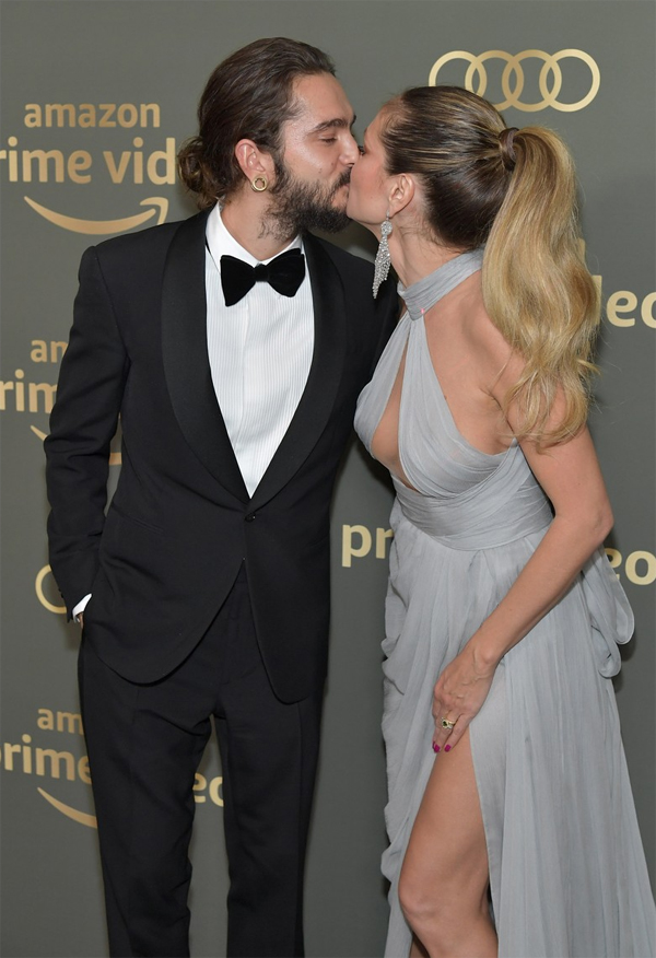 Heidi Klum từng trải qua một cuộc hôn nhân với ca sĩ Seal và có bốn người con.