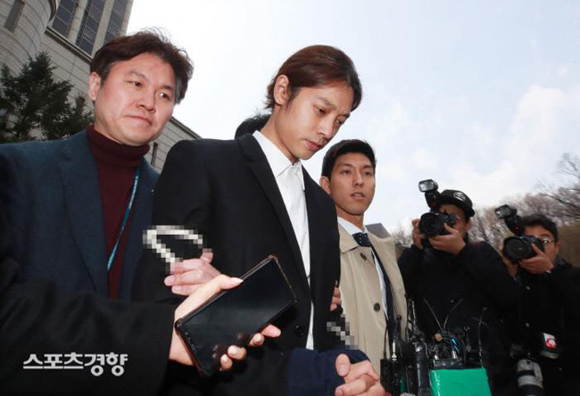 Jung Joon Young bị bắt - 4