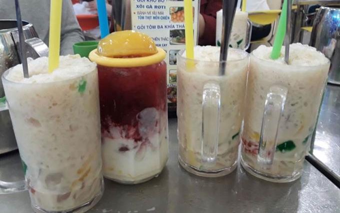 Địa chỉ cuối tuần: Ăn vặt ở Sài Gòn - 2