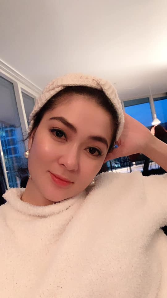 Nhan sắc Hoa hậu Nguyễn Thị Huyền sau 15 năm đăng quang