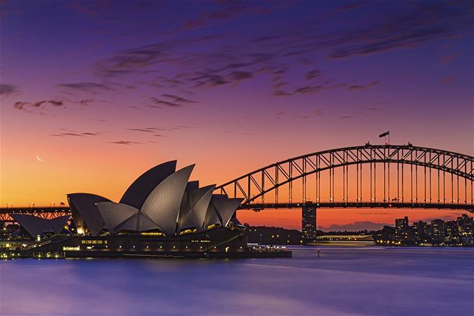 Đến Australia, mê đắm cảnh sắc ở 7 thành phố du lịch