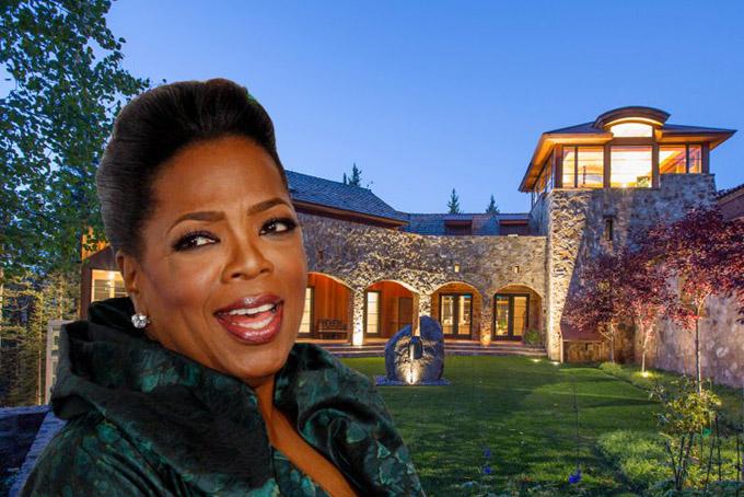 Khối bất động sản chục triệu USD của nữ hoàng truyền thông Oprah Winfrey - 3