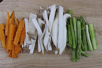Nấm đùi gà xào thịt bò đơn giản mà ngon - 1