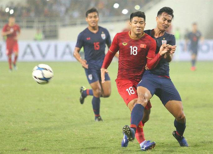 Việt Nam là đội duy nhất ở Đông Nam Á giành vé