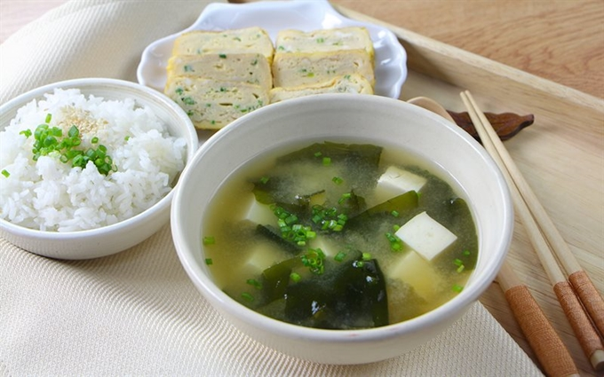 Ba món ăn giúp người Nhật sống khỏe - 2