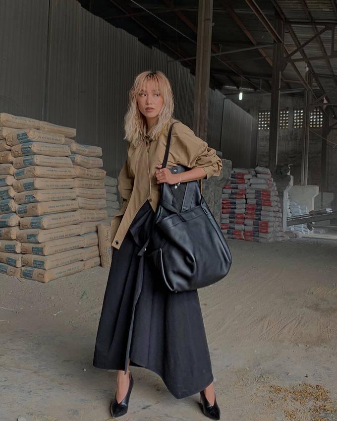Sao Việt thi nhau đổi màu tóc khói sang chảnh